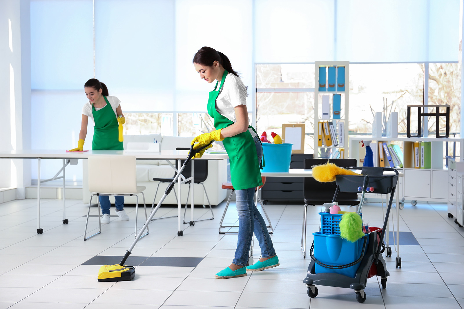 How to open a cleaning services company