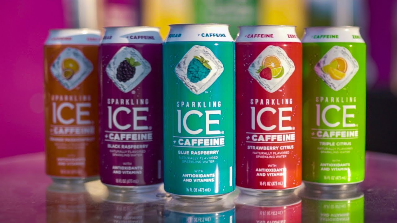 Debunking myths for iced sparkle water