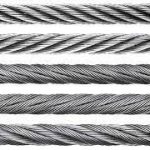 Components of steel wire rope